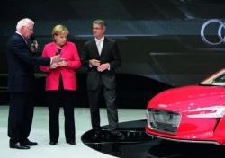 Audi sluit aan bij Desertec ii